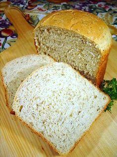 Asiago Herb Bread (ABM) –. Sandwich Bread RecipesLoaf RecipesBread Machine  ...