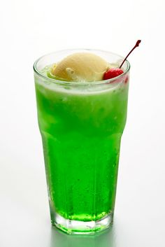クリームソーダ Japanese Cream Soda