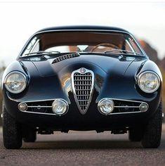 • 1955 Alfa Romeo 1900C SS Berlinetta by Zagato • One of 39 Zagato Berlinetta's ever built