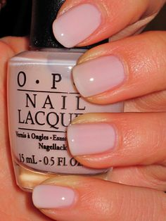 OPI Dont Burst My Bubble. Oz the Great and Powerful Collection. Natural Gel Nails, Natural Nail Polish Color, Manicures, Nail Polishes, Opi Nails, Nail Manicure, How To Do Nails, Bubble Painting, Nail Polish Colors