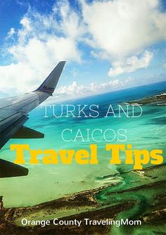 10 Tips for Traveling to Turks and Caicos #BeachesMoms #TMOM