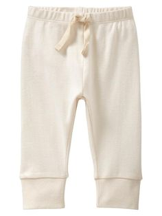 Gap   Cuffed tie pants, 6-12 mos