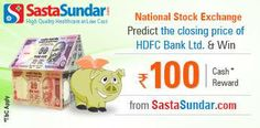 #Predict the closing price of #HDFC Bank Limited at #NSE  http://www.foreseegame.com/user/GamePlay.aspx?GameID=aDM5l3zuSpdn5AhoOCJhxA%3d%3d