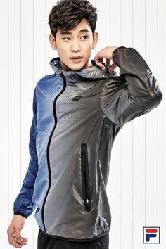 Kim Soo Hyun for FILA