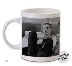 Liam payne Play guitar one direction, Coffee mug coffee, Mug tea, Design for mug, Ceramic, Awesome, Good, Amazing