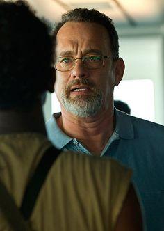 """Tom Hanks en """"Capitá"""