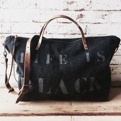Image of Little Week-end bag (Disponible pour noel)