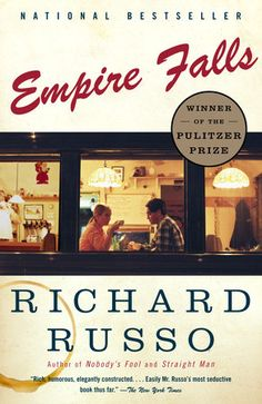 With Empire Falls Richard Russo cements his reputation as one of America's most compelling and compassionate storytellers.    Miles Roby has been slinging burgers at the Empire Grill for 20 years,...