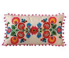 Lima Rectangular Pillow ==