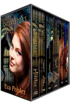 Author Eva Pohler's the Gatekeepers Saga Box Set.  Ancient gods, modern times.   A teen becomes entangled with the gods of Mount Olympus when one of them falls in love with her. Some gods love her and give her magical gifts. Others try to kill her.   Follow Therese's adventures through all six books in one boxed set!  http://www.amazon.com/Gatekeepers-Saga-Boxed-Set-through-ebook/dp/B00OUD6BWY/ref=sr_1_3?s=books&ie=UTF8&qid=1417448786&sr=1-3&keywords=eva+pohler