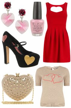 Valentines day fashion.  What are you going to wear for that romantic Valentines date? http://sussle.org/t/Valentine%27s_Day