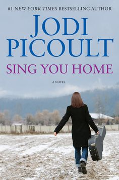 Jodi Picoult: Sing You Home - Wow! Truly amazing book that sheds light on LGBT rights. Jodi Picoult is probably my favorite author of all time, just because of her ability to draw you in to a set of. I Love Books, Great Books, New Books, Books To Read, Amazing Books, Latest Books, Love Reading, Reading Lists, Book Lists