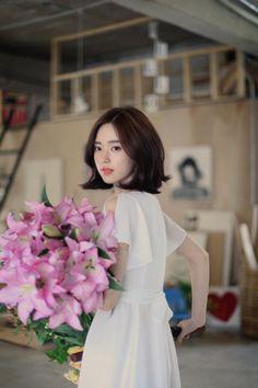 밀크코코아 피팅모델 윤선영.....신비라는 말이 딱 맞는 아름다운 모델......그녀가 살아 움직일 수 있는 ...