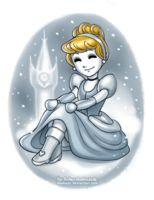 Inverno Cinderela por daekazu