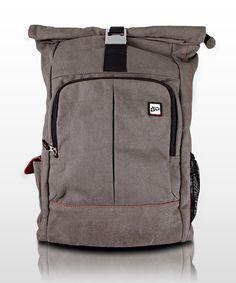 The Nomad Bag--good bag design inspiration.