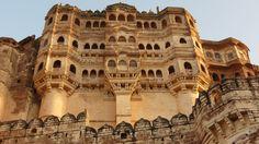 Fort de Mehrangarh - Jodhpur.