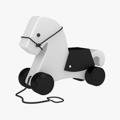 3D model Toy Horse