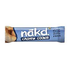 Homemade Cashew Cookie Nakd Bar – The Inked Vegan