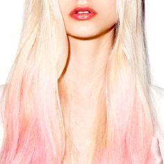 Sweet peach color