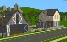 Mod The Sims - Farmhouse