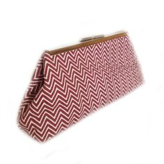 Revelry Dresses - Coin Clutch (Maroon Chev), $39.00 (http://www.revelrydresses.com/coin-clutch-maroon-chev/)