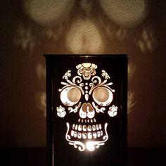 Table lamp Bureau lumière nuit jour des par LessEgoMoreLove