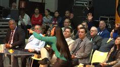 Cantora Eveny Braga no 25º congresso dos Gideões Missionários RS