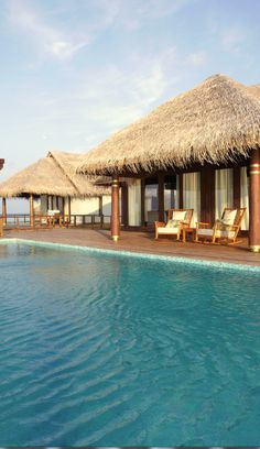 #Jetsetter Daily Moment of Zen: Anantara Kihavah Villas in Baa, #Maldives
