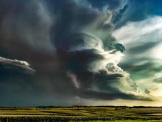 Landscape Photographer Jeff McPheeters Captures the Majestic Fury of Storms on the Great Plains | Shutterbug