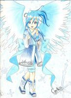 Little ice girl if you think she is cute like us