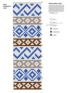 Crochet Baby Sweater Pattern, Baby Sweater Patterns, Jumper Knitting Pattern, Fair Isle Knitting Patterns, Mittens Pattern, Knitting Charts, Knitting Stitches, Motif Fair Isle, Fair Isle Pattern