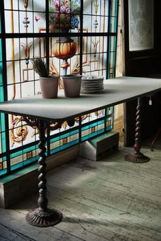 French Bistro Table | Elements i love...