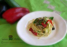 Pasta al profumo dellorto, ricetta - cucina preDiletta