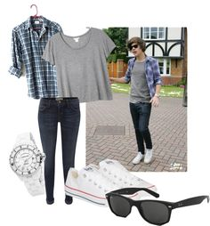"""""""Harry styles: outfit remake #1"""" by anabanana-2 ❤ liked on Polyvore"""