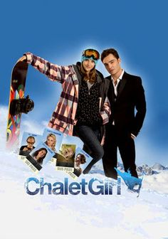 Chalet Girl. Kim, an ex champion skateboarder, takes a chalet job to earn money for her father & her. After hearing about a contest for snowboarding, she must set aside her fears to accept the challenge. With a cute love story as well, of course. Not a Westwick fan, but this movie was surprisingly cute. I really enjoyed it.