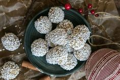 Christmas Desserts, Christmas Baking, Christmas Ideas, Food N, Food And Drink, Swedish Recipes, Fika, Something Sweet, Kitchen Recipes