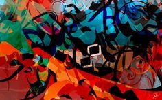Abstract - Khalid Shahin - Virtual Gallery