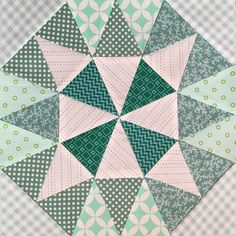 I'm thinking of making a full quilt with this block. I've been in EQ8 playing with it. The only problem being that one block quilts are so…