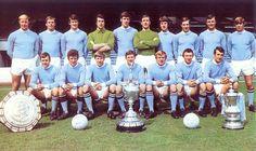 Manchester City squad 1968/69