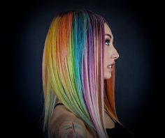 Serah Shirley | 2015 Show Us Your VIVIDS Contest | #pravana #showusyourvivids