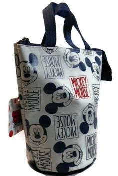 Mickey Mouse lunch tote