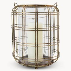 Sunningdale Large Brass Dome Lantern