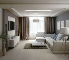 Small House Interior Design Living Room | Modern Living Room Interior | Decorate