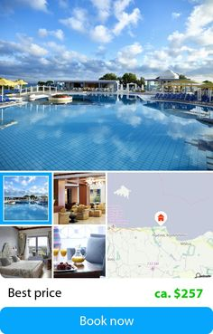 Hotel Serita Beach (Anissaras, Greece) – Book this hotel at the cheapest price on sefibo.