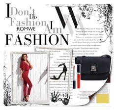 """Bez naslova #42"" by ermina-camdzic ❤ liked on Polyvore featuring Balenciaga, Christian Dior and romwe"