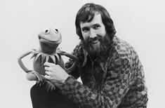 Mini bio about Jim Henson and Frank Oz.  Jim Henson was an amazing artist...and look at him! Such a hipster!