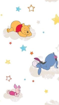 ✔ Wallpaper Computer Disney Winnie The Pooh Disney Winnie The Pooh, Winne The Pooh, Winnie The Pooh Friends, Baby Disney, Disney Art, Disney Phone Wallpaper, Wallpaper Iphone Cute, Cartoon Wallpaper, Cute Wallpapers