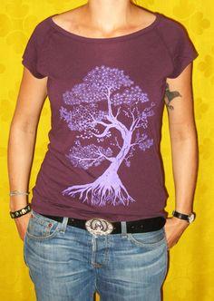 """Shirt by Berlin label """"Blausalzen"""""""