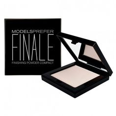 Models Prefer Finale Finishing Powder Compact 6.3 g