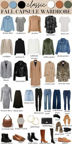 Capsule Outfits, Fall Capsule Wardrobe, Fashion Capsule, Mode Outfits, Fall Wardrobe Essentials, Fall Travel Wardrobe, Fall Wardrobe Basics, Minimalist Wardrobe Essentials, Fall Basics